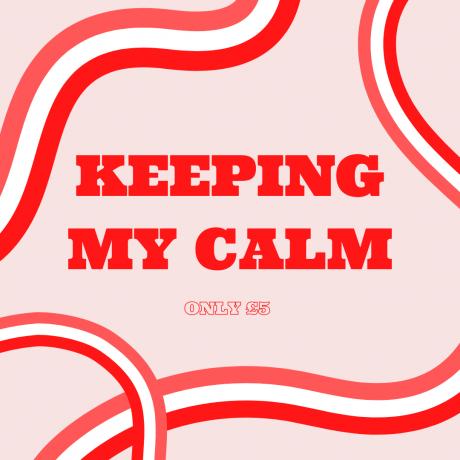 Keeping-my-calm